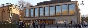 Konserthusets stora sal - numrerade platser